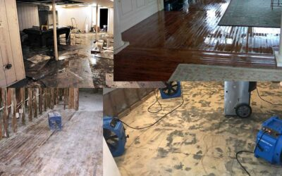 Water Damage Restoration in Orange County